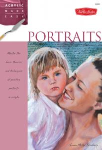 Acrylics Made Easy - Portraits